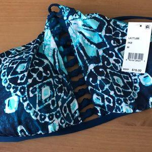 Lucky Brand Swim - 1 hr SALE- Lucky Brand swim top Batik Chic